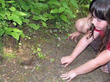 Kids Camping Scavenger Hunt