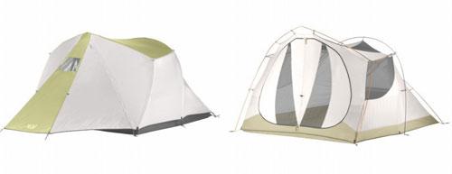 Casa family c&ing tent  sc 1 st  family c&ing & 2010 Mountain Hardwear Family Camping Tents | family camping