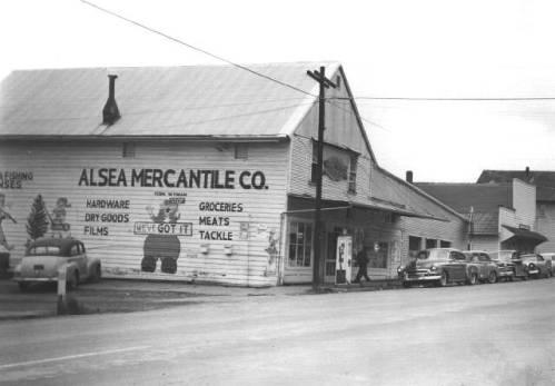 Alsea Mercantile