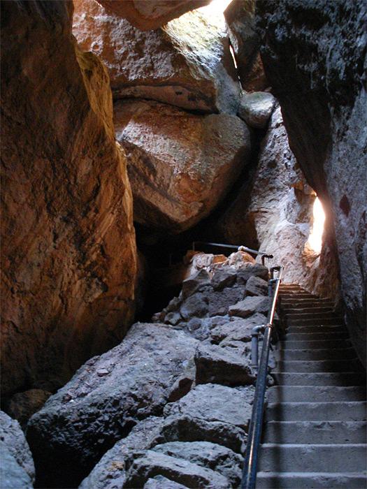 Bear Gulch Cave